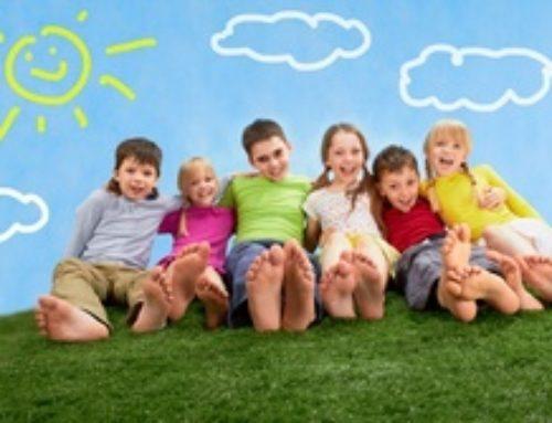 Детские ортопедические стельки: использование во время формирования стопы ребенка