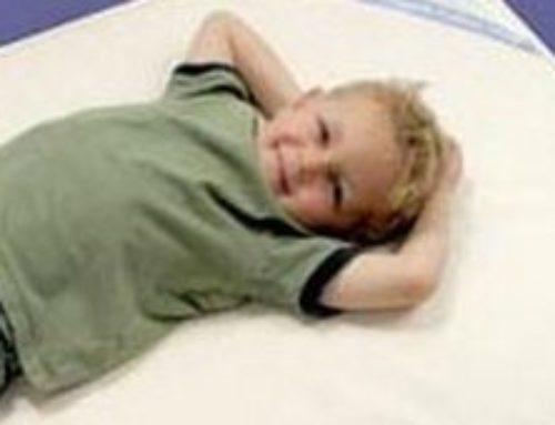 Детские беспружинные матрасы: изучим современные виды