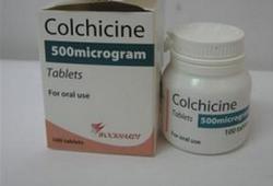 лекарственный препарат колхицин