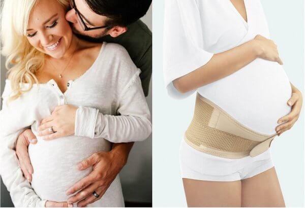 бадаж или помощь беременной