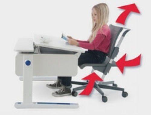 Ортопедический стул для школьника: домашняя профилактика заболеваний позвоночника