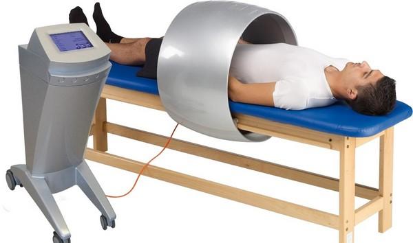 проведение физиопроцедуры