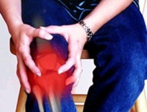 Ваши колени трещат или хрустят?