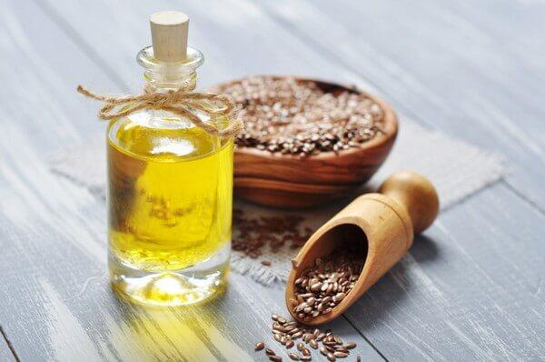 из чего делают льняное масло
