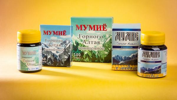 особенности применения мумиё