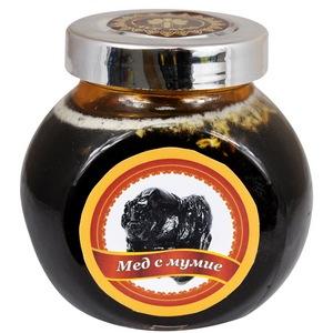 мед и мумиё