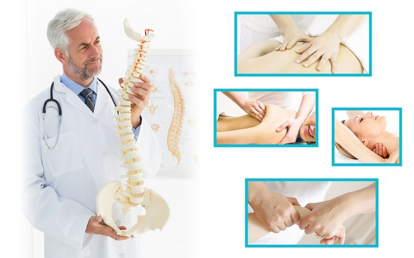 приемы работы остеопата