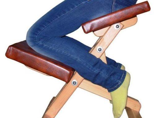 Коленный ортопедический стул – особенности, применение и цена