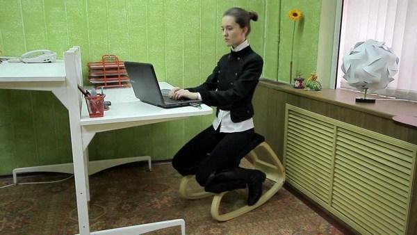 стул коленный ортопедический