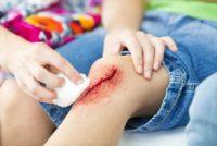 Глубокая рана