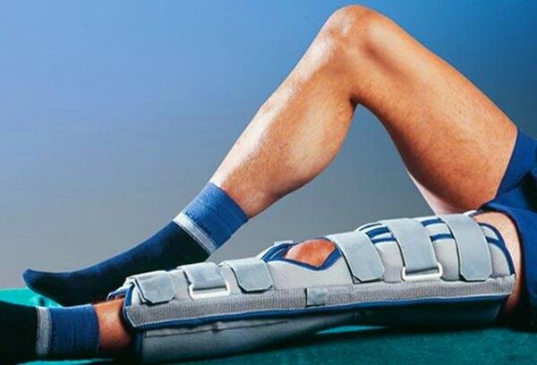 травма коленного сустава