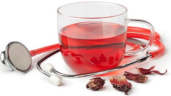 чай каркаде для лечения