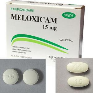 таблетки мелоксикама