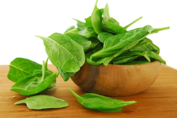 шпинат полезные свойства и противопоказания
