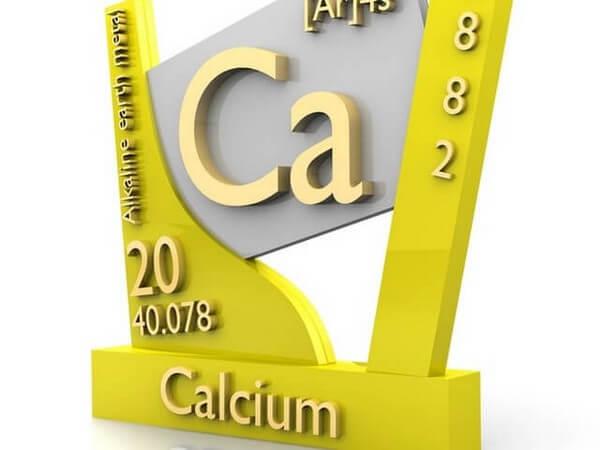 химический элемент кальций