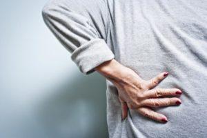 хроническая боль в спине
