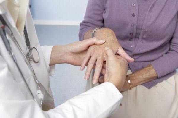снятие воспаления и боли