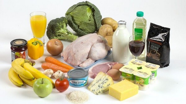 диета при шейном радикулите