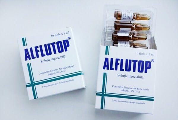 иностранный препарат афлутоп