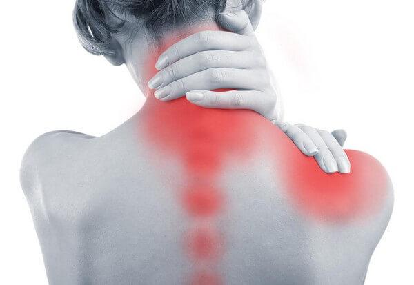 локализация болей в спине