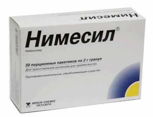 Нимесил: подробное описание препарата с инструкцией, для чего он нужен
