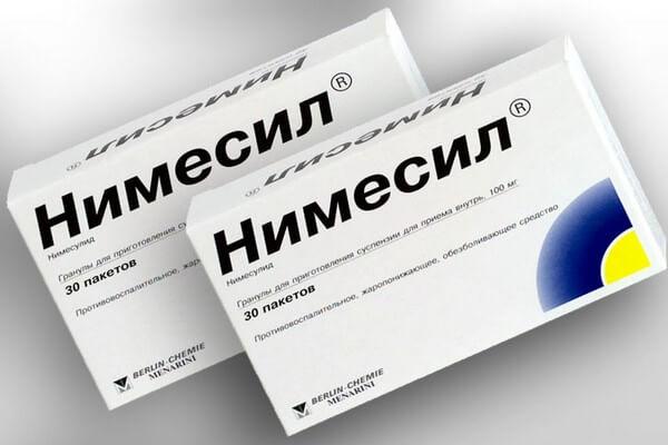 препарат нимесил инструкция по применению