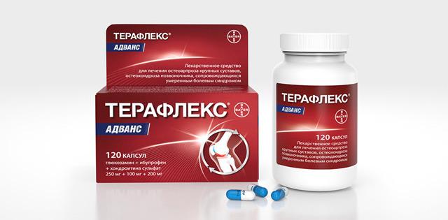 известный брендовый препарат терафлекс