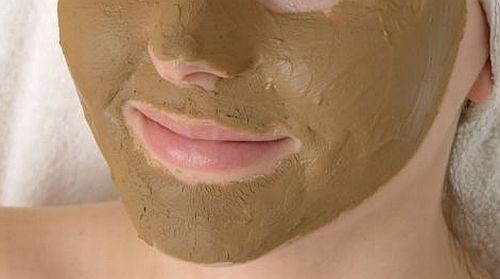 маска из бадяги