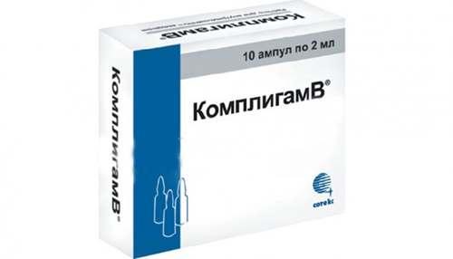 препарат Комплигам В