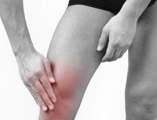 Отек колена: причины и как снять отек
