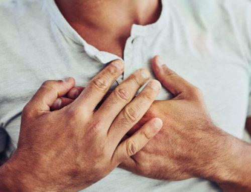 Боль в грудной клетке: виды болей, что делать